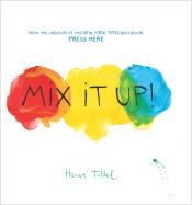 Mix It Up by Herve Tullet book cover