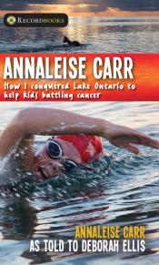 Annaleise Carr: How I Conquered Lake Ontario to Help Kids Battling Cancer