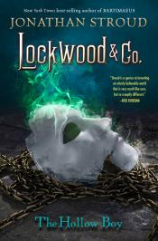 The Hollow Boy: Lockwood & Co., Book Three