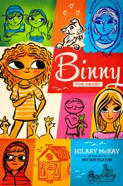 Binny for Short (Audiobook)