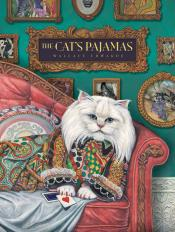 Cat's Pajamas by Wallace Edwards book cover