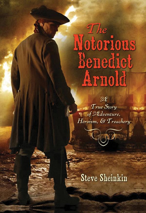Benedict Arnold Signature