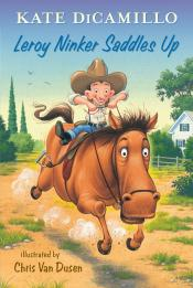 Leroy Ninker Saddles Up: Tales from Deckawoo Drive, Volume One (Audiobook)