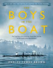 Boys in the Boat (Young Readers Adaptation): The True Story of an American Team's Epic Journey to Win Gold at the 1936 Olympics (Audiobook)
