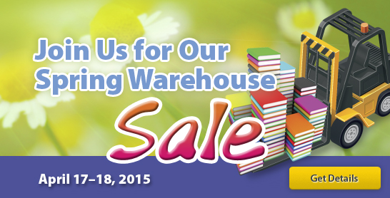 Warehouse Sale-Spring